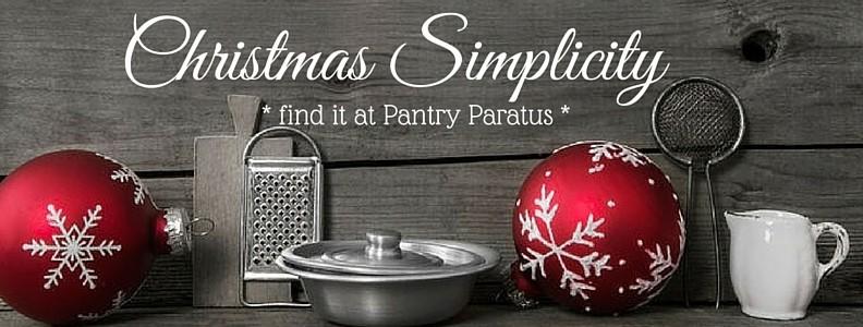 Christmas Simplicity