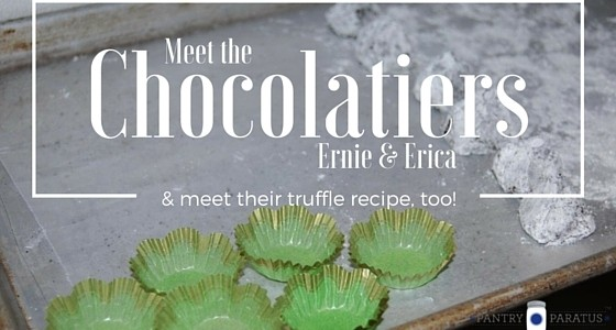 Meet the Chocolatiers