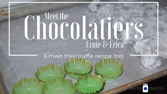 Meet the Chocolatiers