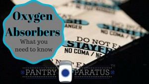 Oxygen Absorbers-what you need to know