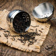 tea ball, stainless steel