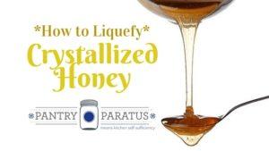 How to Liquefy Crystallized Honey