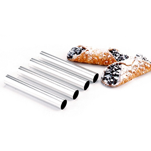 Cannoli Kitchen: Stainless Steel Cannoli Forms