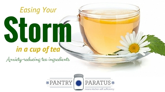 Easing Your Storm in a Cup of Tea