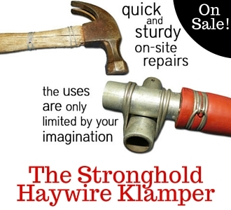 Stronghold Haywire Klamper on Sale