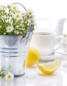 anxious? Try herbal tea