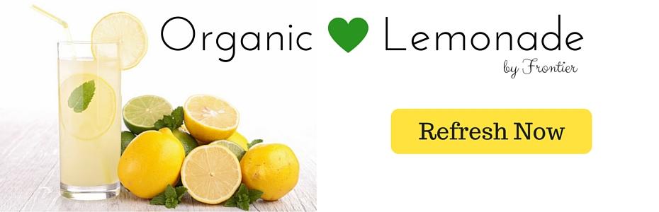 Organic-Lemonade