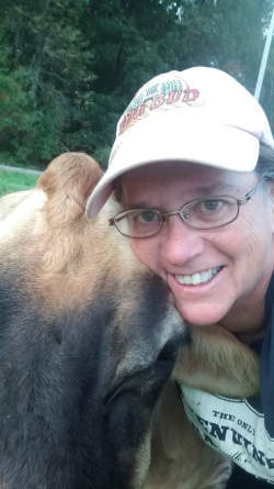 Kris Unger--Michigan Cowshare farmer
