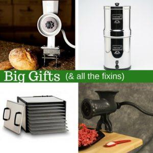 Big Christmas Gifts