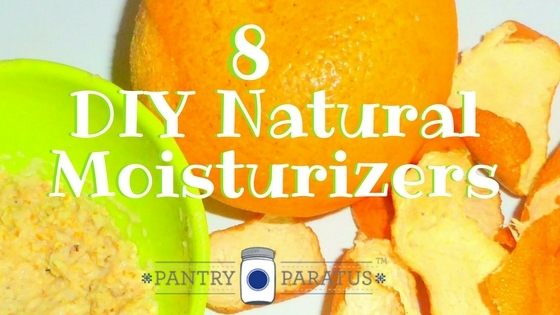 DIY Natural Moisturizers