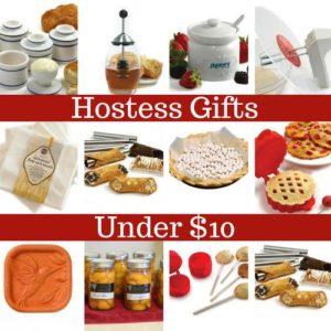 Hostess gifts under $10