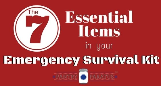 7 Essential Items for Your Emergency Survival Kit