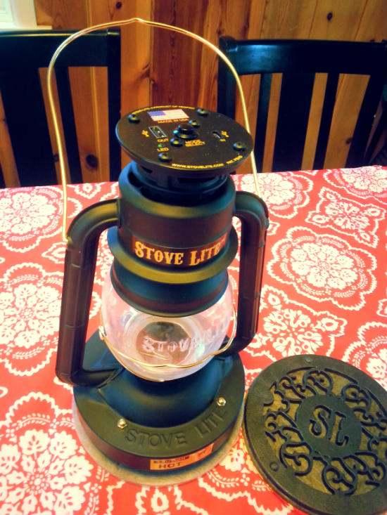 Stove Lite Pro & Trivet