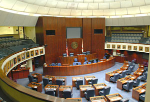 Emergency Preparedness bill in Florida Senate