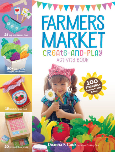 farmers market create-and-play