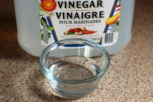 vinegar is a non-toxic pantry item