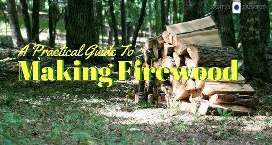 A Practical Guide to Making Firewood