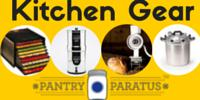 Kitcen Gear at Pantry Paratus